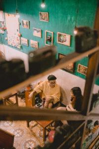 Darkroom Cafe, Ho Chi Minh City, July 2