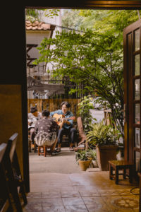 Darkroom Cafe, Ho Chi Minh City, July 5